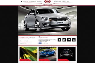 Kia Motors Jamaica