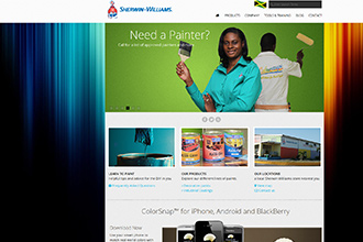 Sherwin Williams Jamaica